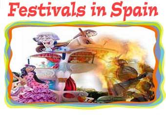 İspanya festivaller