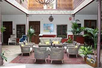 فندق كونسيغرا - مهرجان الزعفران
