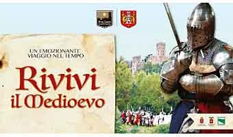 Fesztivál Castell'Arquato Olaszország