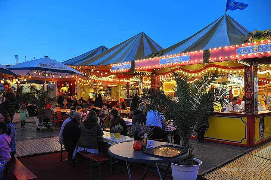 Largest Wine Festival In The World Wurstmarkt In