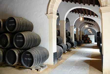 sherry_jerez de la frontera spain