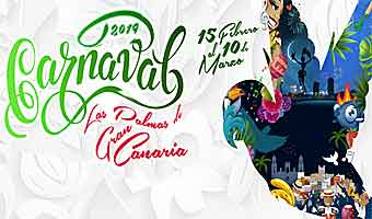 Carnival Las Palmas de Gran Canaria, 30 April – 23 May 2021