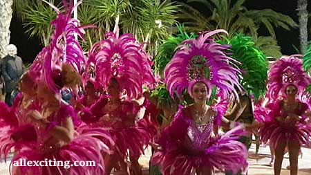 carnival Sitges Spain