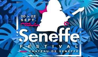 Seneffe Fesztivál Belgium