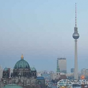 Torre de televisão Berlim - Fernsehturm
