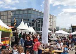 Kenako africa festival v Berlíne