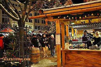 Spandau Χριστουγεννιάτικη Αγορά του Βερολίνου