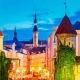 Tallinn, the capital of Estonia, a great festival city and lots to see and do