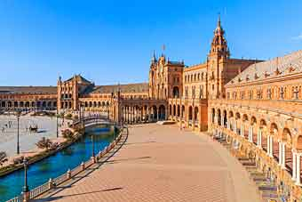 Seville, Spain – Rich Culture, Flamenco, festivals and a vivid nightlife