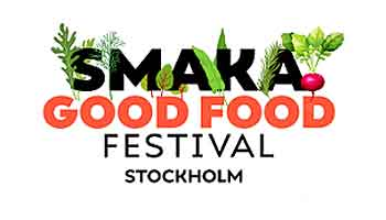 Smaka Good Food Festival, Stockholm, Zweden 10 - 13 september 2020