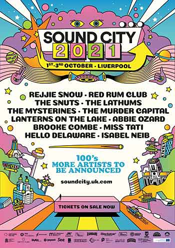 Sound City Liverpool 2021