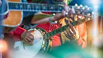 Rotterdamský Bluegrass Festival