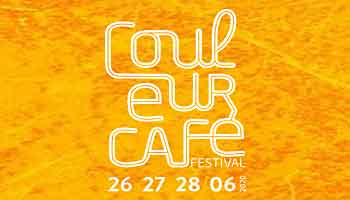 Couleur cafe festival belgij