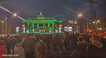 New Years Eve Celebration Berlin