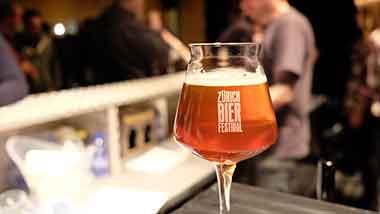 Festival de la cerveza de Zurich