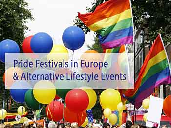Pride Festivals in Europa
