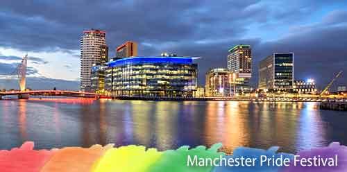 Манчестер Pride Festival